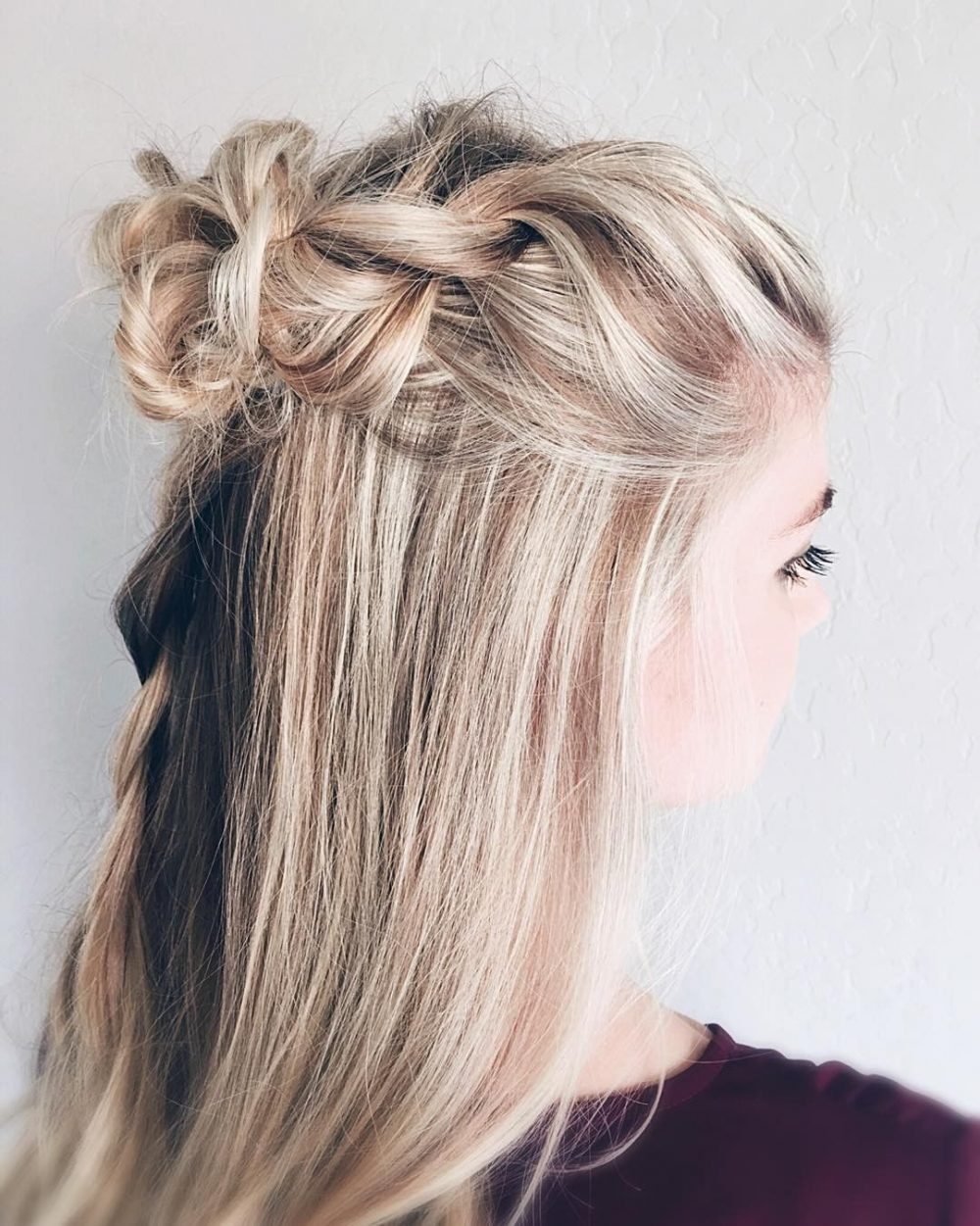 Touches of Fancy hairstyle