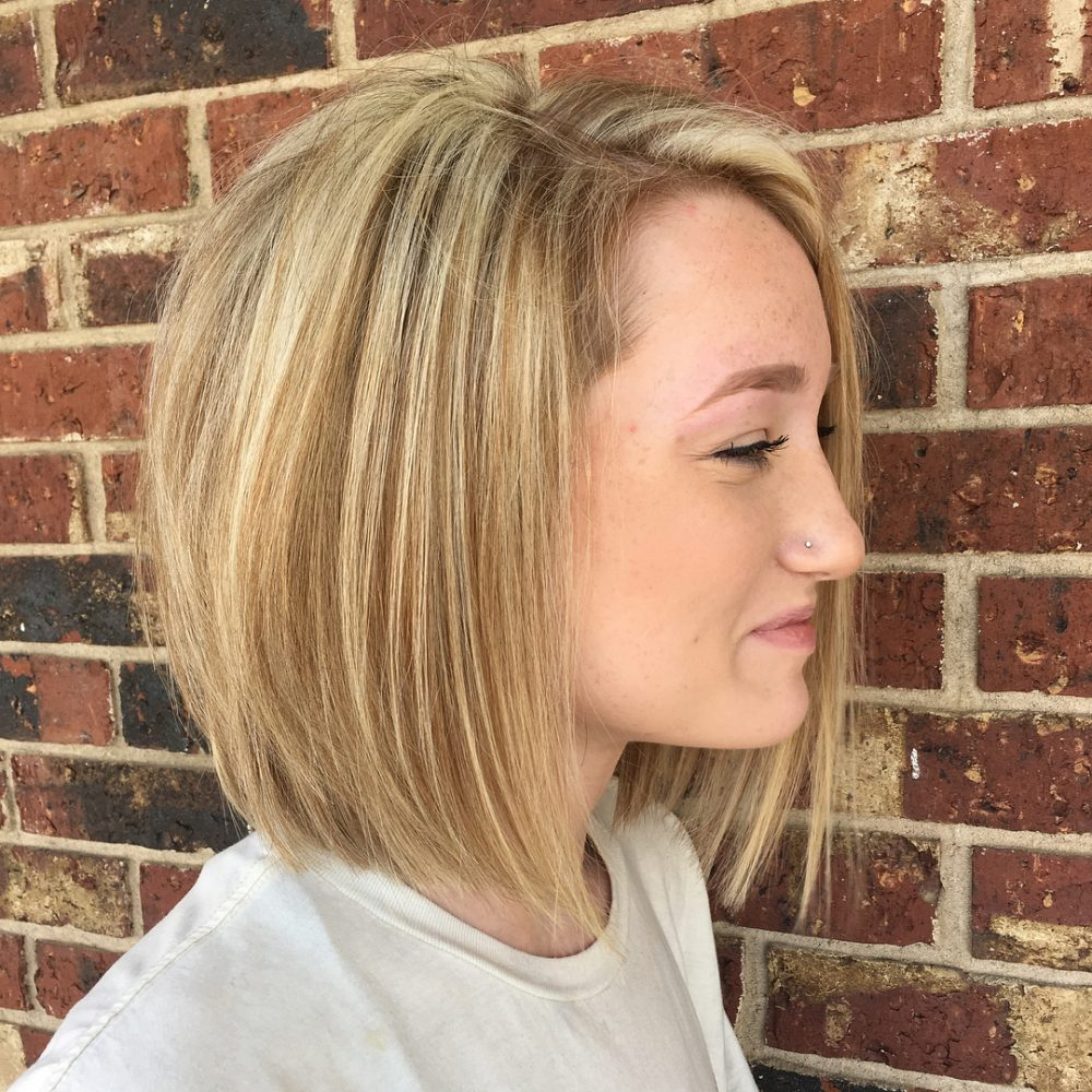Trendy Mid-Length Bob hairstyle