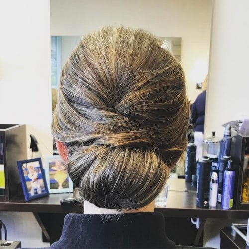 Twist on a Classic hairstyle