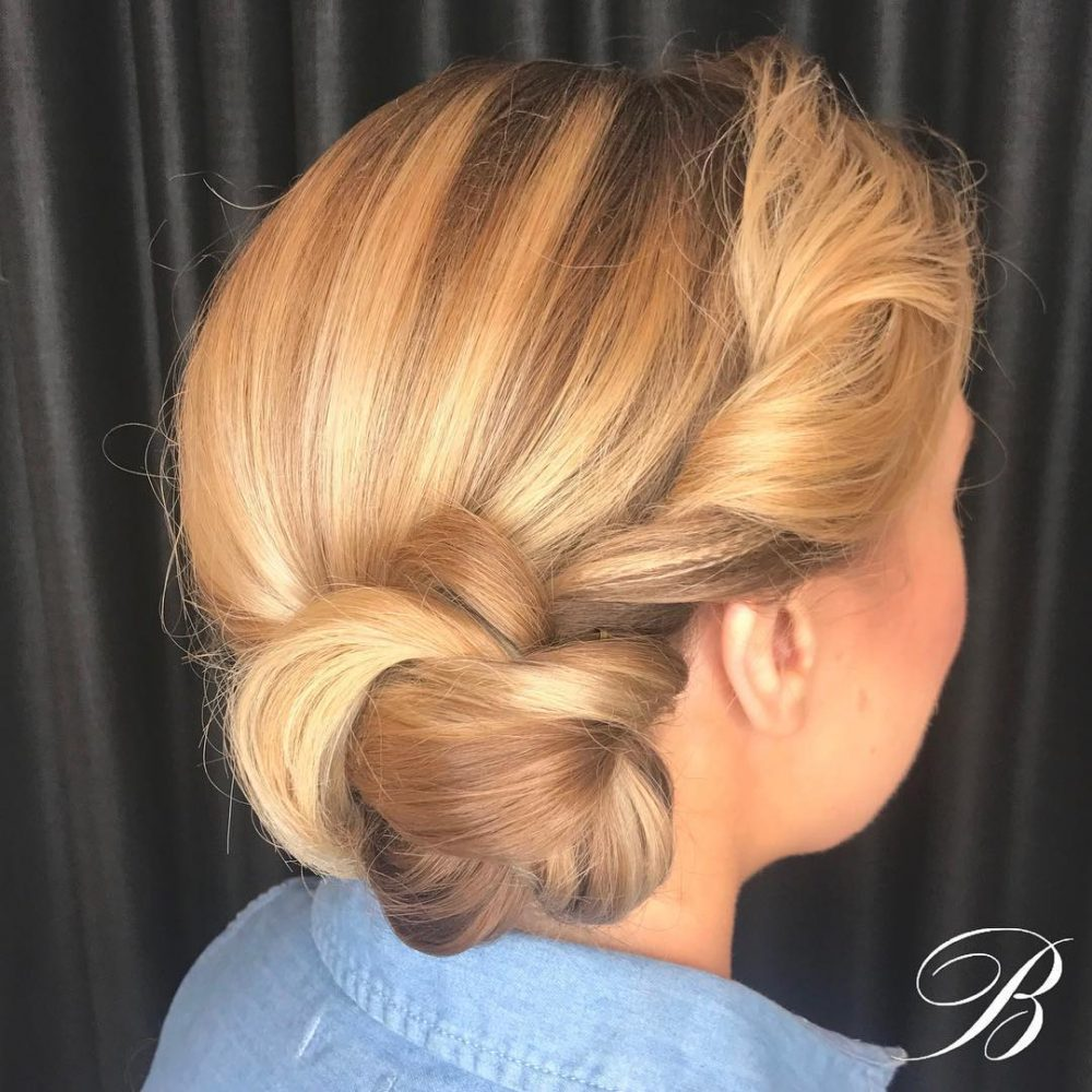 Twisted & Tied hairstyle