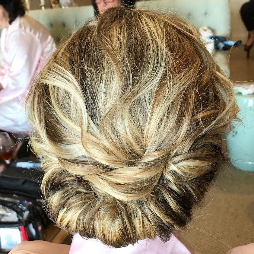 Unassuming & Effortless hairstyle