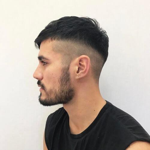 undercut fade haircut for men