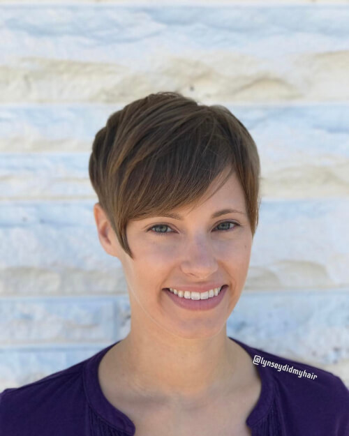 undercut pixie for women over 50