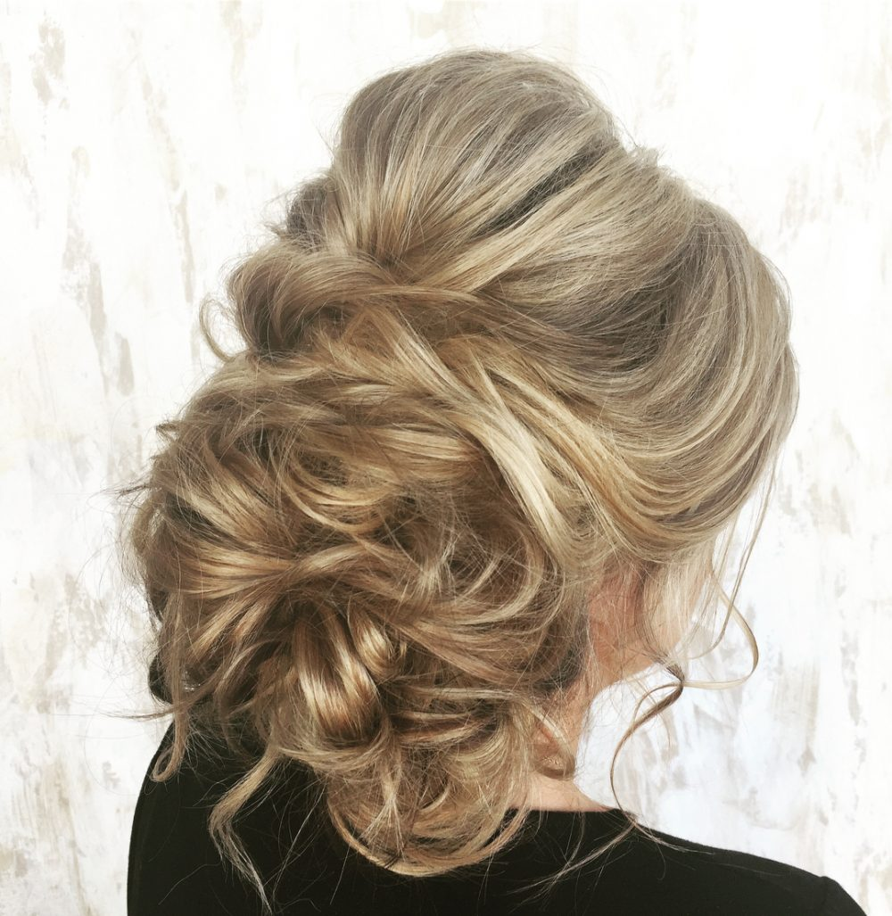 Loose Hairstyles | 33 Breathtaking Loose Updos That Are Trendy For 2018