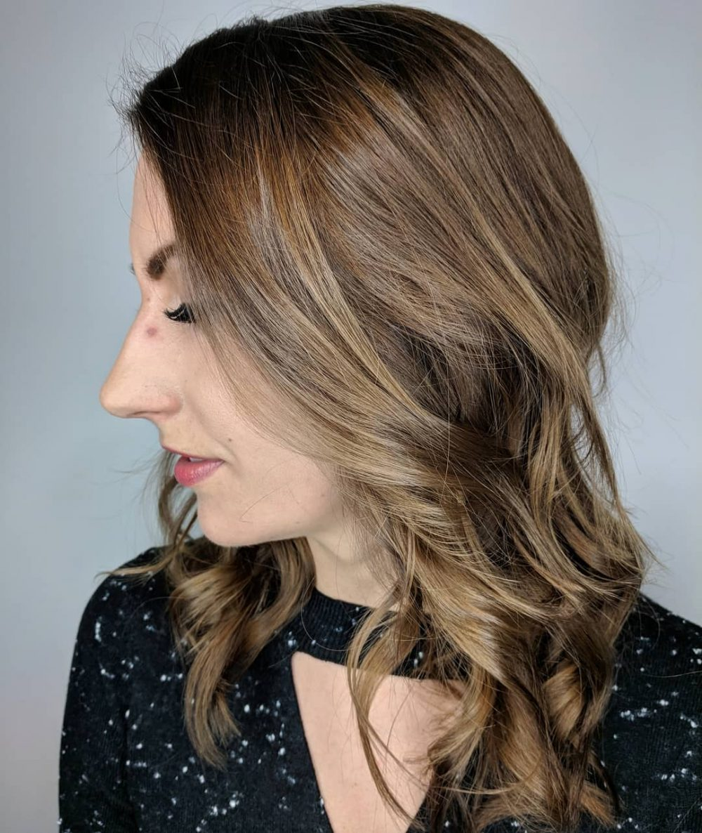 Undone Chic hairstyle