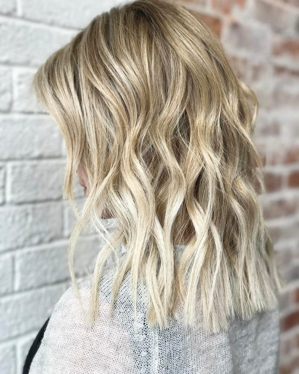 Undone Wave hairstyle