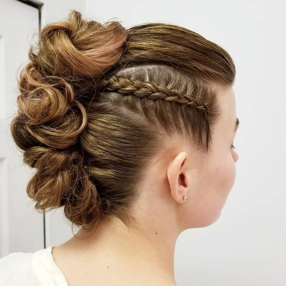 Hairstyles Up For Prom: Prom Updos: Pictures And How To's For The Best Prom Updos