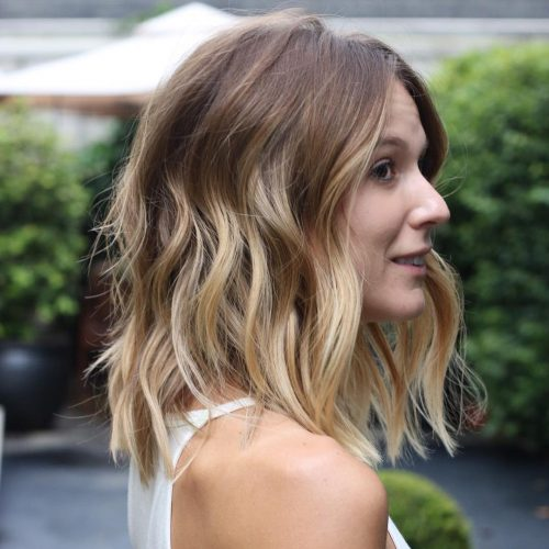 These 44 Medium Bob Hairstyles Are Trending for 2018