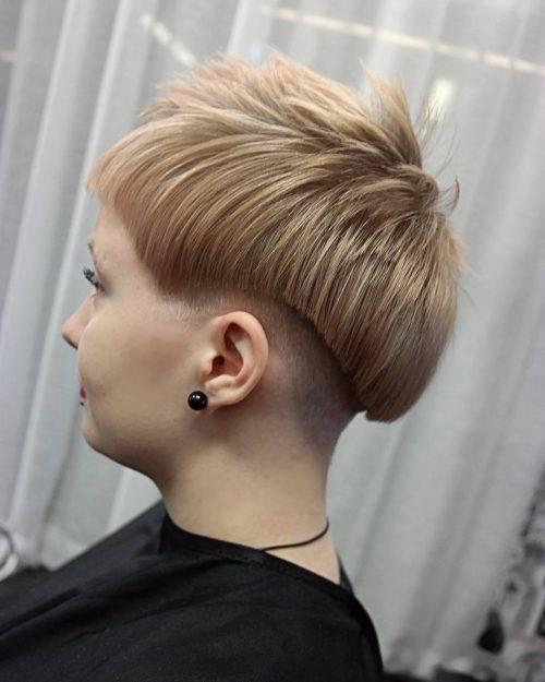 Urban Pixie hairstyle