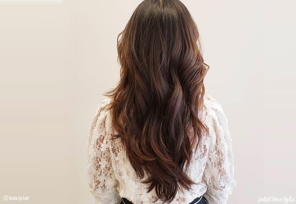 17 V Cut On Long Hair Ideas Trending In 2020 For That V Shape Look
