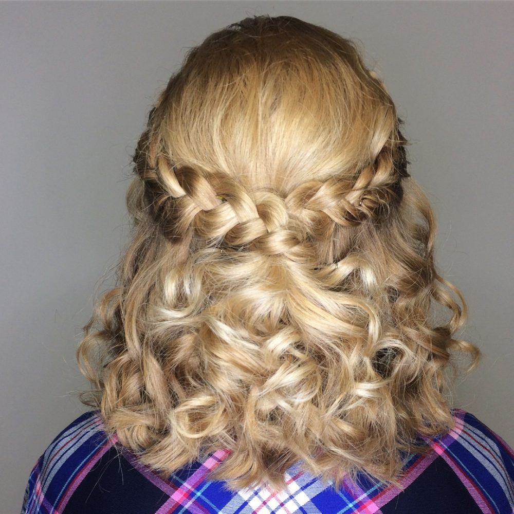 Prom Hairstyles for Short Hair - Pictures and How To's