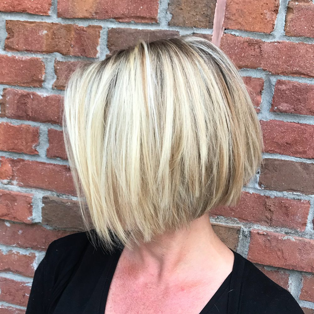Versatile Classic Style hairstyle