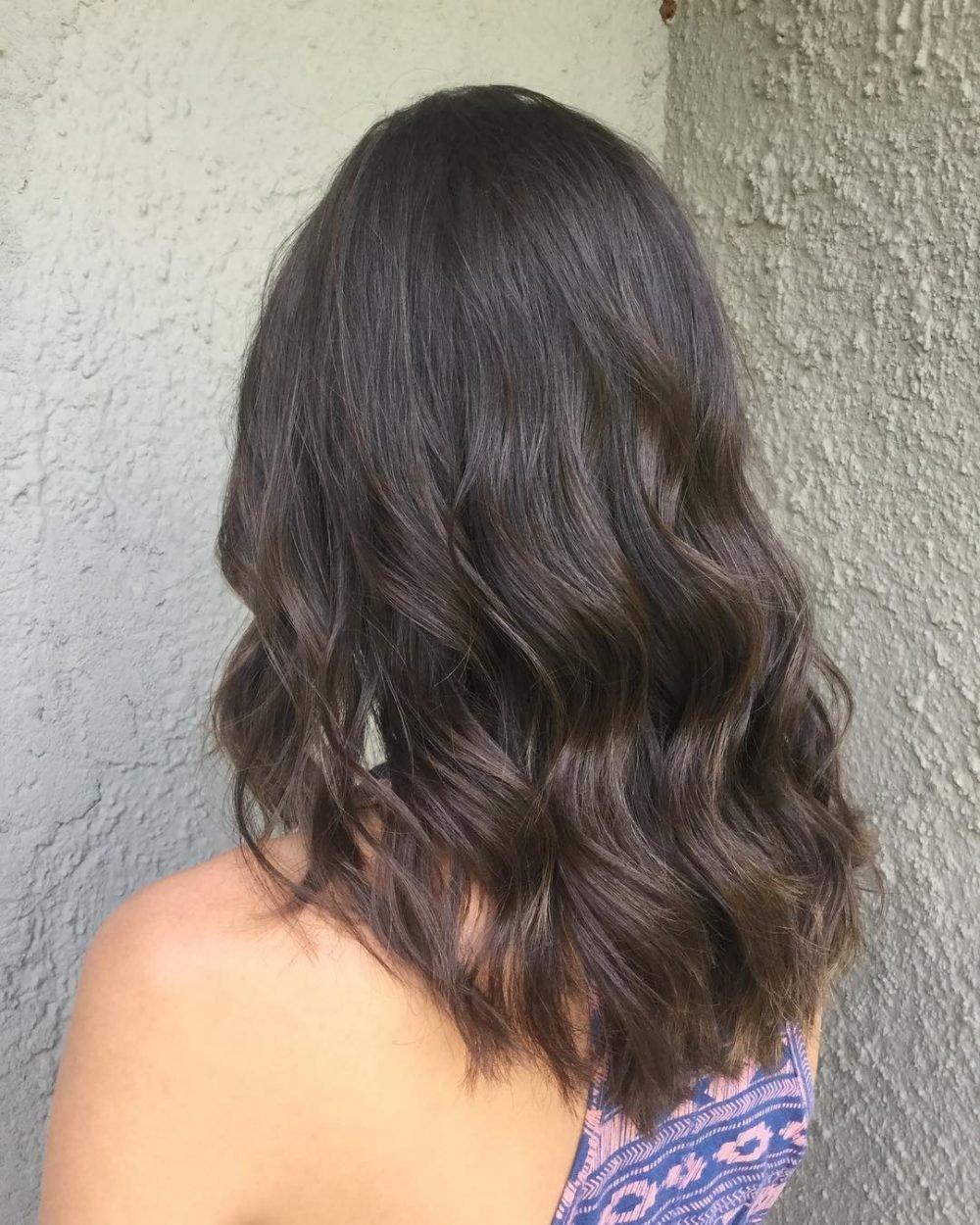 Versatile Lob hairstyle