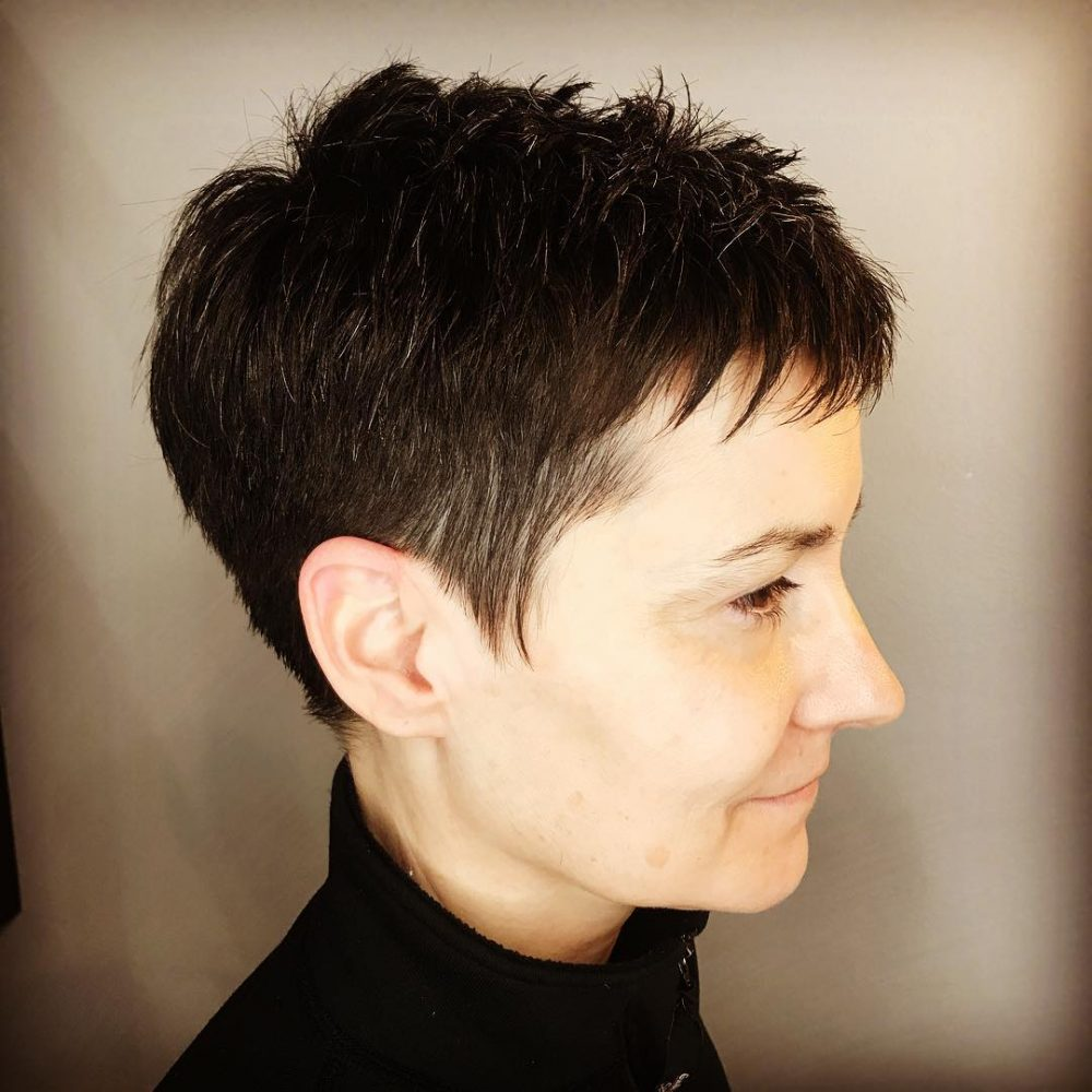 27 Super Short Haircuts For A Totally New You