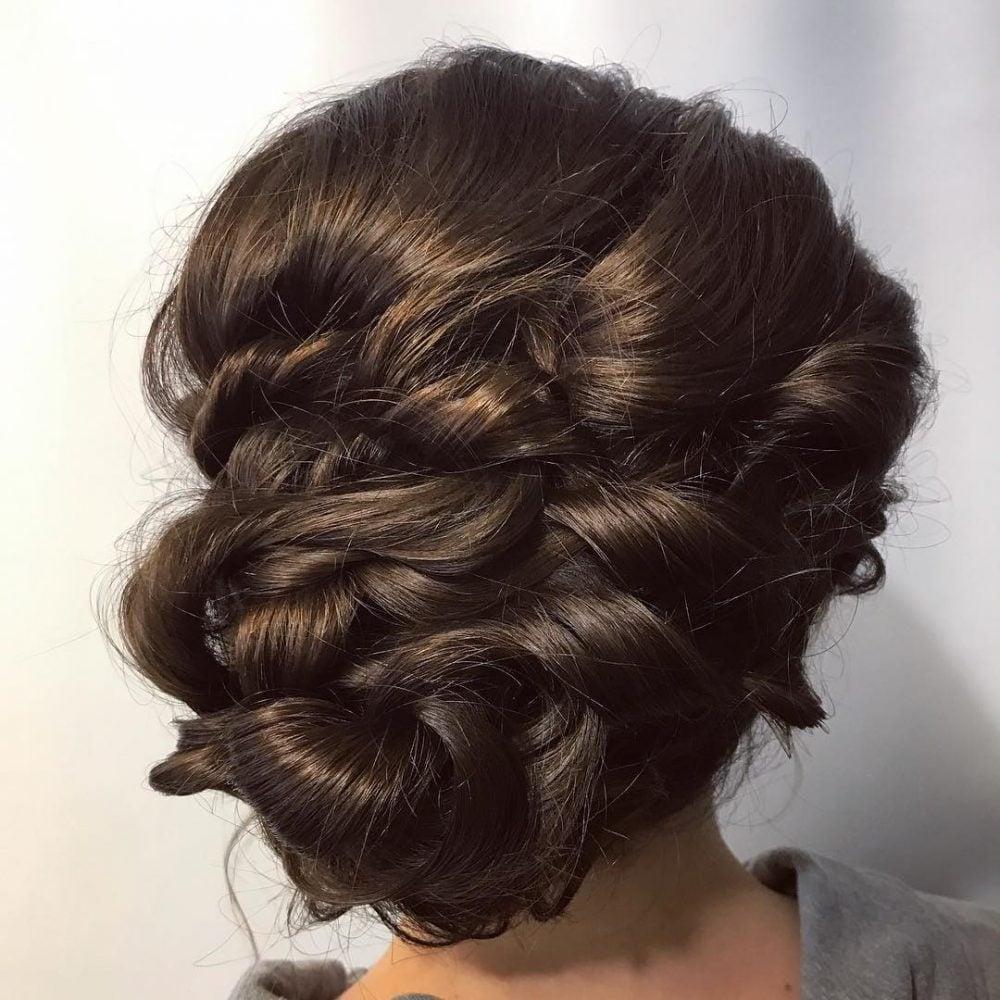Versatile Updo hairstyle