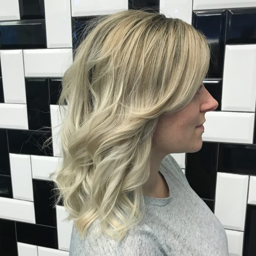 Versatile Blunt Lob hairstyle