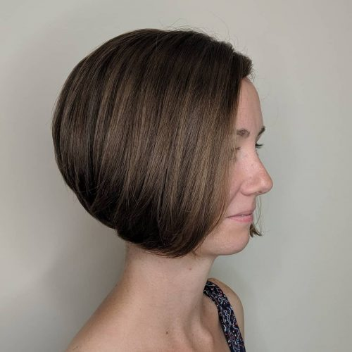 Top 17 Wedge Haircut Ideas For Short Thin Hair In 2021