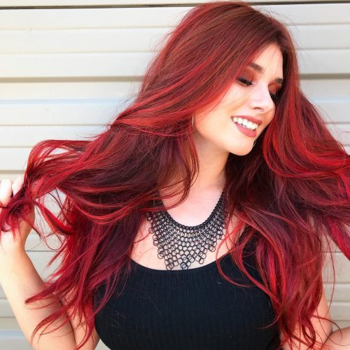 1004b68db7d8 37 Best Red Hair Color Shade Ideas Trending in 2019