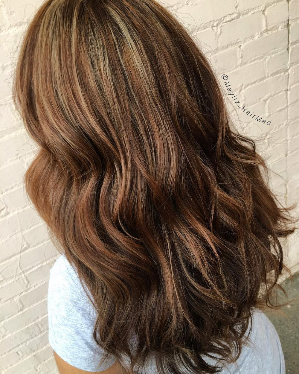 hair color with highlights hairstyles brown hair with caramel highlights hairstyles 31037