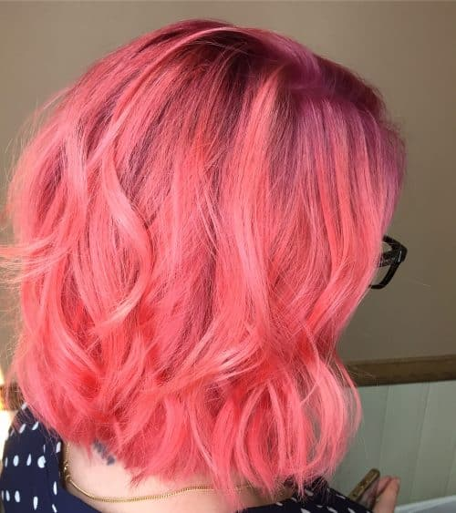 31 Pink Hair Color Ideas Trending In 2019
