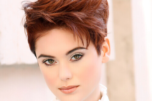 wild-red-pixie-hairstyle