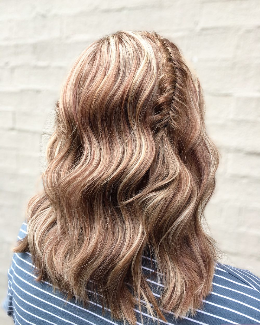 Hair For Medium Length and trendy hair color