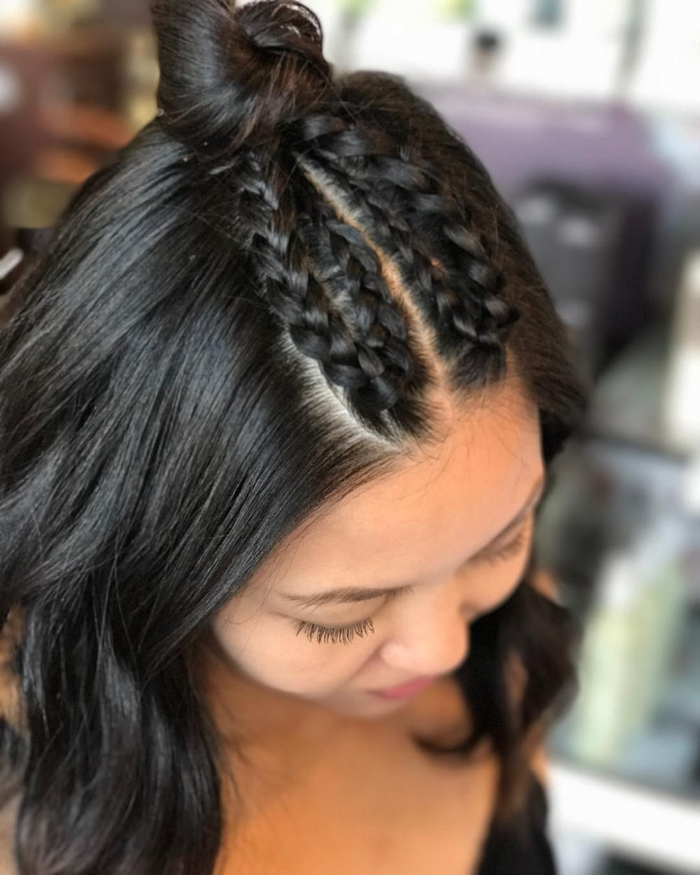 9 Sexiest French Braid Hairstyles That Are Easy to Try