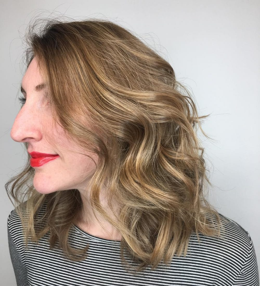 Youthful Waves hairstyle